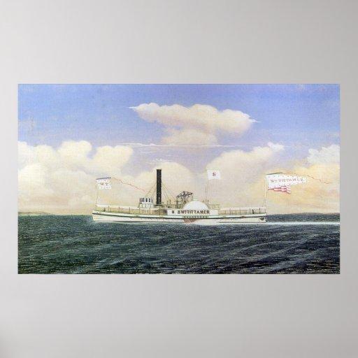 Steamboat William Tittamer Posters
