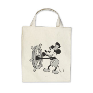Steamboat Willie Mickey Mouse Bag