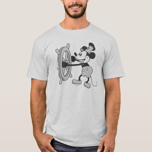 Steamboat Willie T_Shirt
