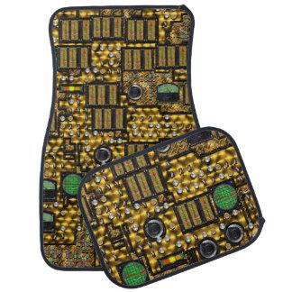 SteamControl - Brass Car Mat