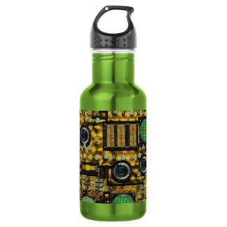 SteamControl - Brass Water Bottle