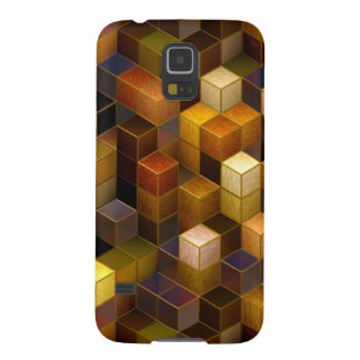 SteamCubism - Brass - Galaxy S5 Covers