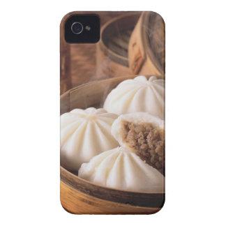 Steamed Bun iPhone 4 Case-Mate Case