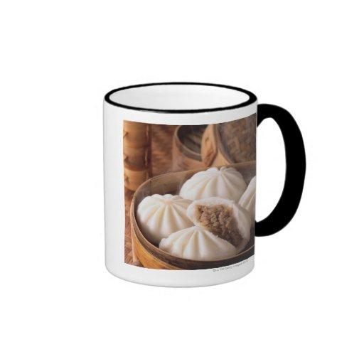 Steamed Bun Coffee Mug
