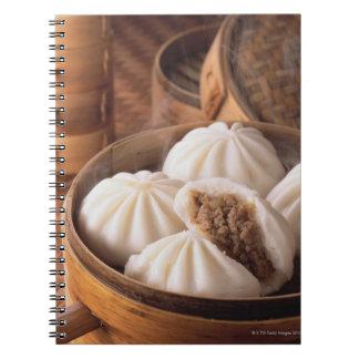 Steamed Bun Notebook