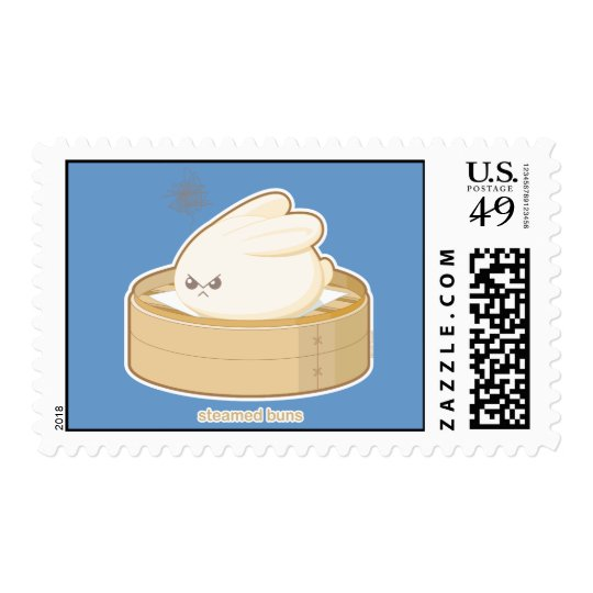 Steamed Buns Postage