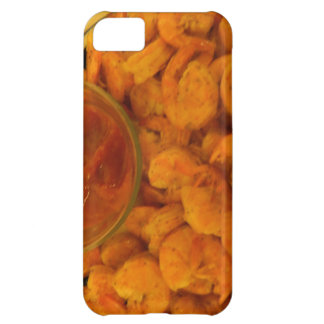 Steamed Shrimp and Cocktail Sauce iPhone 5C Cover
