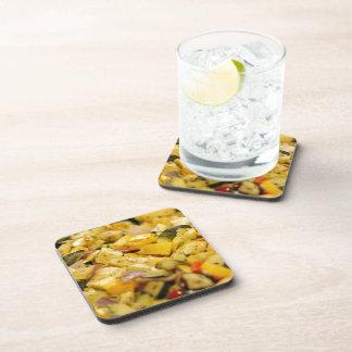 Steamed Vegetables Coaster