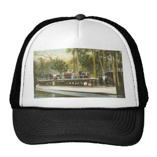 Steamer Cherokee, Ormond, FL - 1910 Trucker Hat