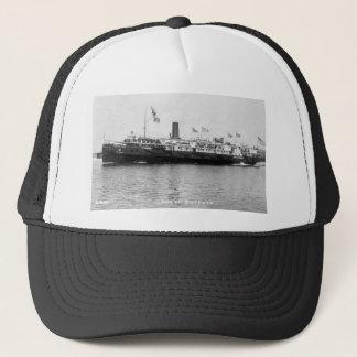 Steamer City of Buffalo - Louis Pesha Photo Trucker Hat