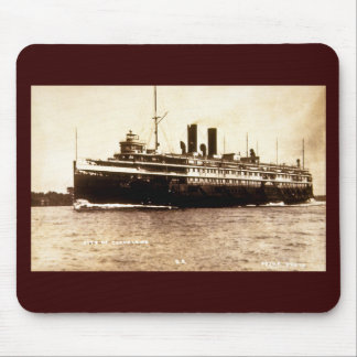 Steamer City of Cleveland - Louis Pesha Photo Mouse Pad