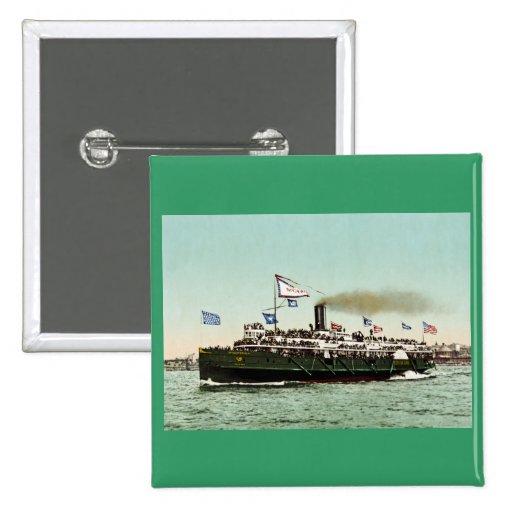"Steamer ""City of Erie"" 1900 Pins"