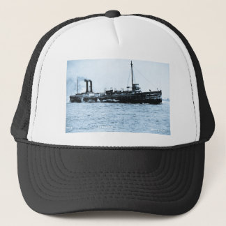 Steamer Comodore - Louis Pesha Photo Trucker Hat