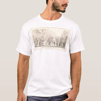 Steamer Day in SF (1164A) T-Shirt
