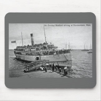 Steamer Dorothy Bradford, Provincetown, Mass. Mouse Pad