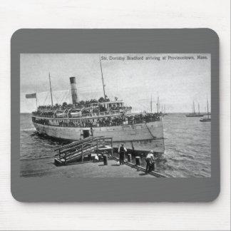 Steamer Dorothy Bradford, Provincetown, Mass. Mousepad