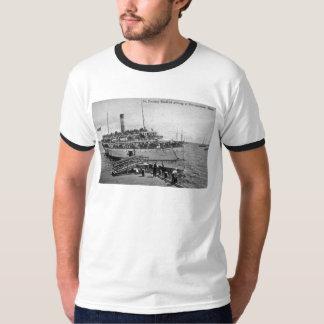 Steamer Dorothy Bradford, Provincetown, Mass. T-Shirt
