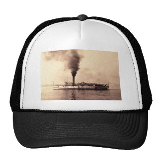 Steamer Frank E. Kirby - Louis Pesha Hat