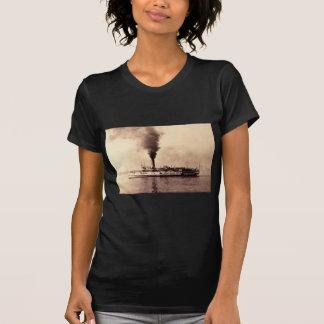 Steamer Frank E. Kirby - Louis Pesha Tshirt