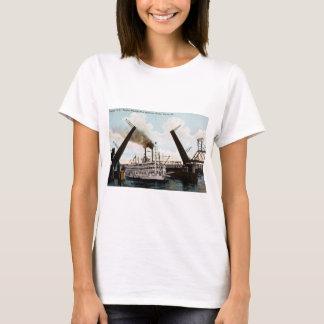 Steamer J.S., Peoria, Illinois Vintage T-Shirt