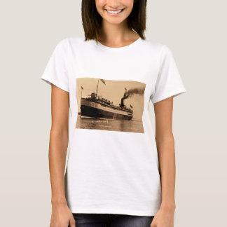 Steamer Ocotorara on St. Clair River - Louis Pesha T-Shirt