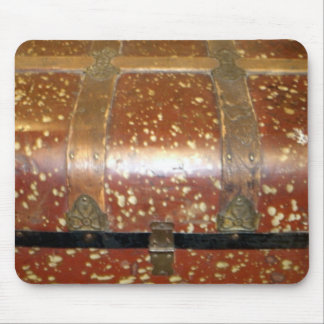 Steamer Trunk Mouse Pads
