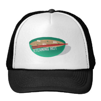 Steaming Hot Mesh Hat
