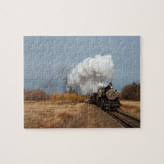 Steaming into the Station Puzzle