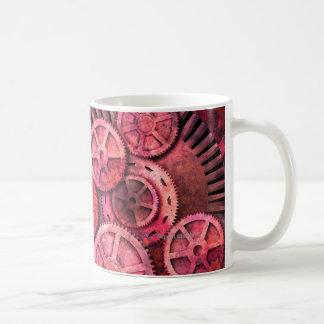 Steampink Pink Steampunk Coffee Mug