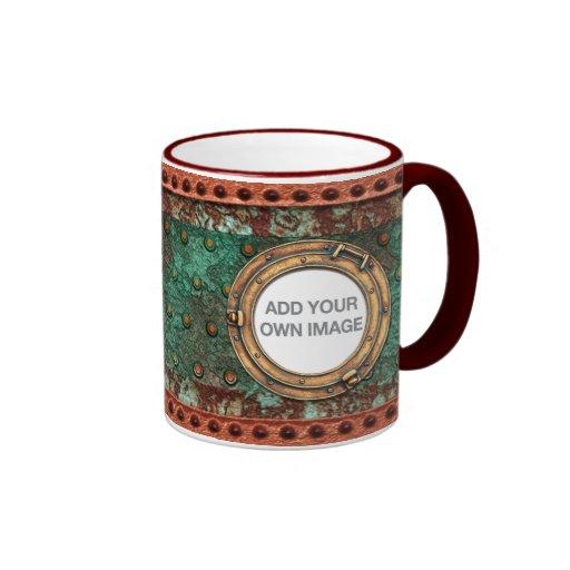 Steampunk1 Porthole Mug