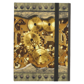 Steampunk 10 Powiscase Options iPad Air Case