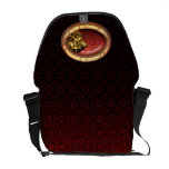 Steampunk 12 opciones de la bolsa de mensajero bolsas messenger