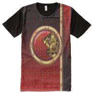 Steampunk 12 Options All-Over Print T-shirt