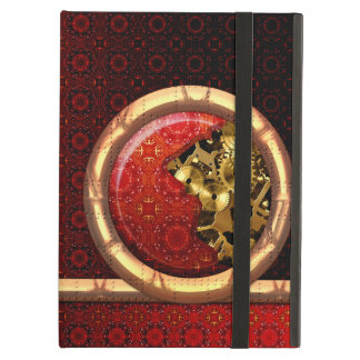 Steampunk 12 Powiscase Options Cover For iPad Air