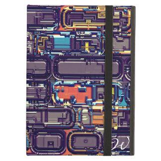 Steampunk 13A-B Options Case For iPad Air