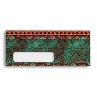 Steampunk 1 Envelope
