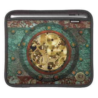 Steampunk 1B iPad Sleeve