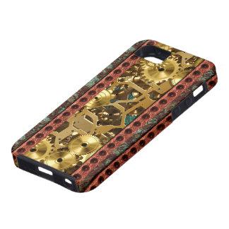Steampunk 4 Case-Mate Case iPhone 5 Cases