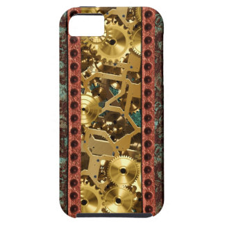 Steampunk 4 iPhone SE/5/5s case