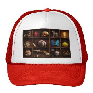 Steampunk - A box of curiosities Trucker Hat