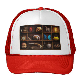 Steampunk - A box of curiosities Hats