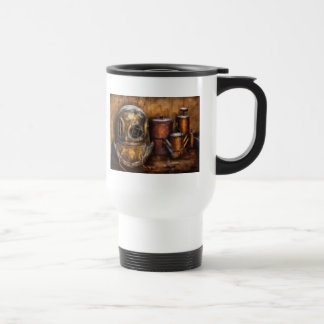 Steampunk - A collection from my Journeys 15 Oz Stainless Steel Travel Mug