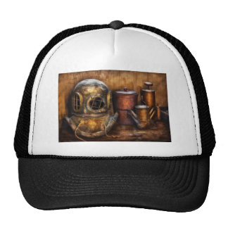 Steampunk - A collection from my Journeys Mesh Hat