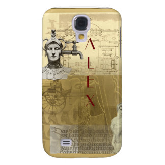SteamPunk ~ A Tap On The Head Samsung Galaxy S4 Cover