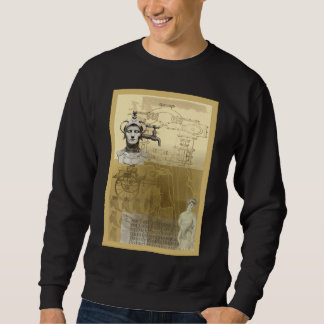 SteamPunk ~ A Tap On The Head Sweatshirt