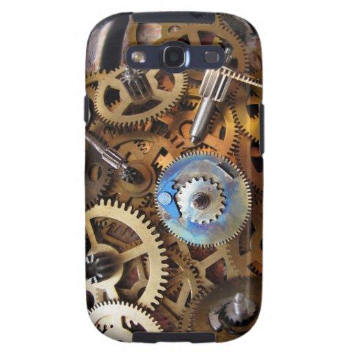 Steampunk adapta a montones el teléfono samsung galaxy s3 cárcasas