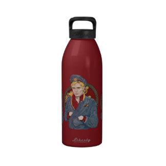 SteamPunk Botella De Agua Reutilizable