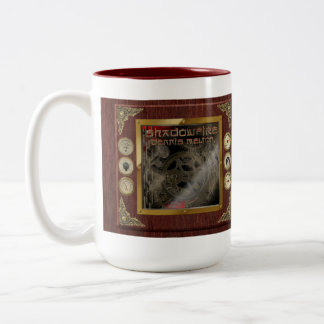 Steampunk Album Cover Mug