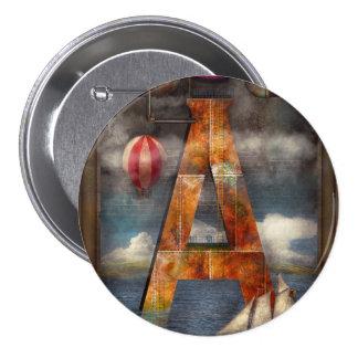 Steampunk - alfabeto - A está para la aventura