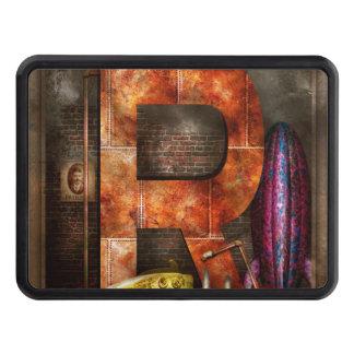 Steampunk - alfabeto - R está para el arma de rayo Tapas De Tráiler